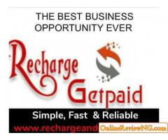 Start VTU Business Using RAGP.