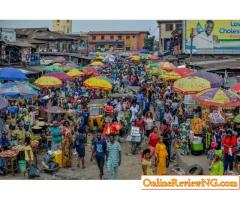 CORONAVIRUS : LIST OF MARKETS THAT WILL BE SHUT DOWN IN LAGOS