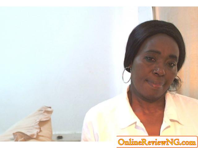 Mrs Regina Adebayo