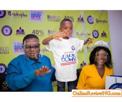 Mummy Calm Down: Oreofeoluwa Becomes Estate Ambassador In Abuja (PHOTOS)