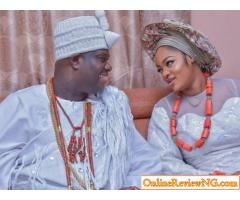 Ooni Of Ife Welcomes First Son
