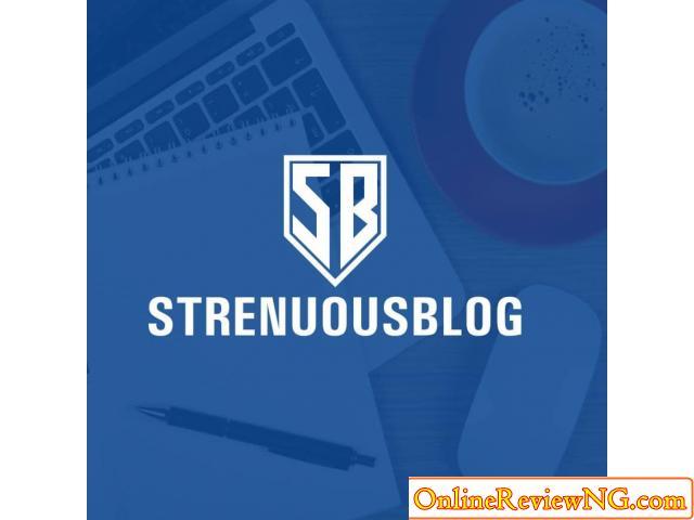 Strenuousblog.com